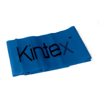 Kintex Fitness band blue (extra strong)