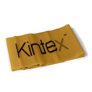 Kintex Fitness band gold (max. strong)