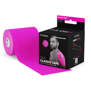 Kinesiologie Tape Classic 7,5cm x 5m Pink