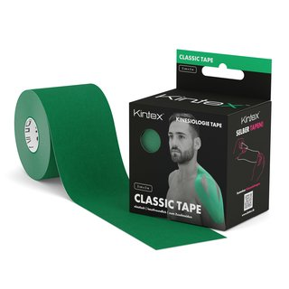 Kinesiology Tape Classic 5cm x 5m Green