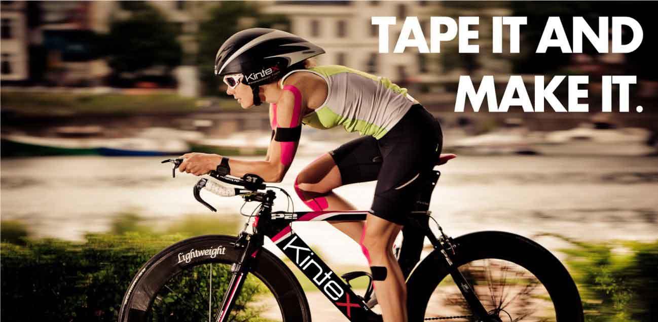 Kinesiologie Tape für Sportler